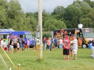 Food Trucks & Fire Trucks Event Next Month