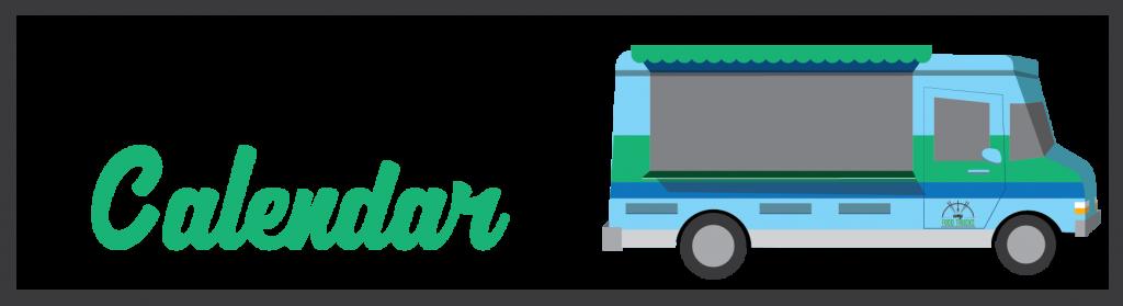 Food Truck Calendar