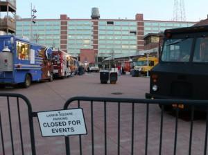 Food Truck Tuesdays at Larkin Square