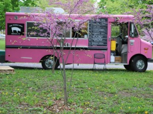Whole Hog Food Truck Attends the Tatonka District Boy Scouts Spring Camporee