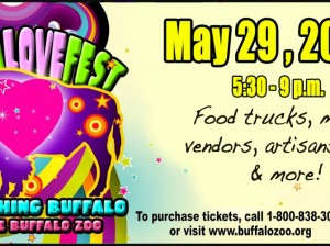 Catch Some of Your Favorite Food Trucks at BuffaLove Fest Tonight