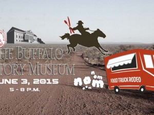 Food Truck Rodeo at the Buffalo History Museum