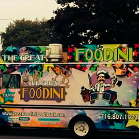 The Great Foodini Food Truck