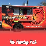 The Flaming Fish