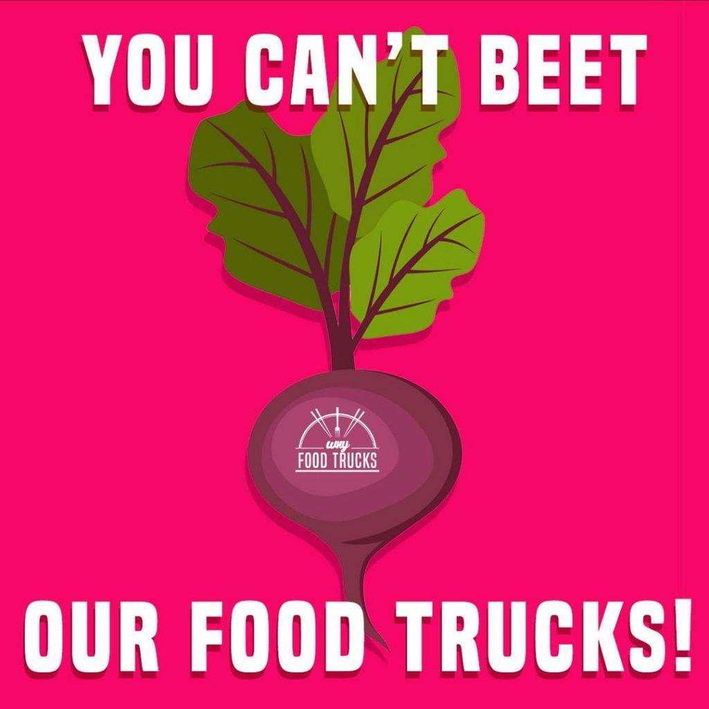 BEET our trucks!