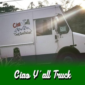 Ciao Y'all Truck