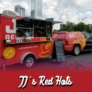 JJ's Red Hots Catering