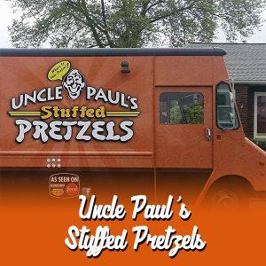 Uncle Paul's Stuffed Pretzels