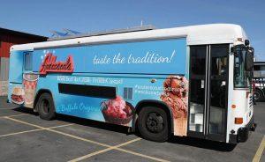 Anderson's #WeckOnWheels Food Truck