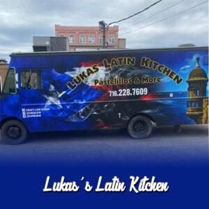 Lukas's Latin Kitchen